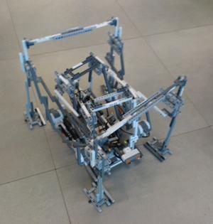 Lego Mega Robot